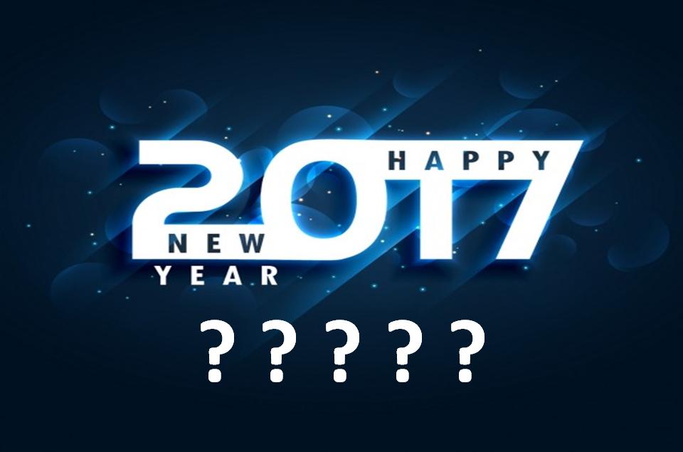 2017. EVOLUCIÓN O MARASMO